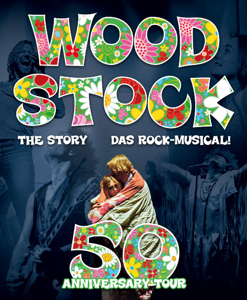 Woodstock The Story - Das Rock-Musical