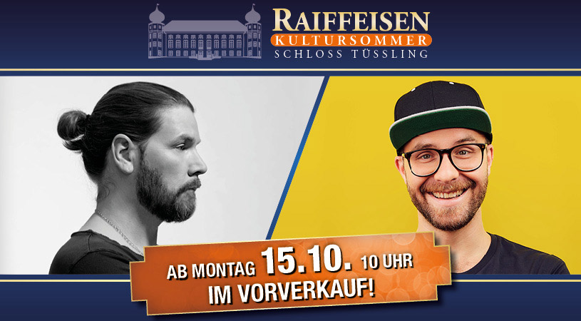 REA GARVEY & MARK FORSTER in Tüßling!
