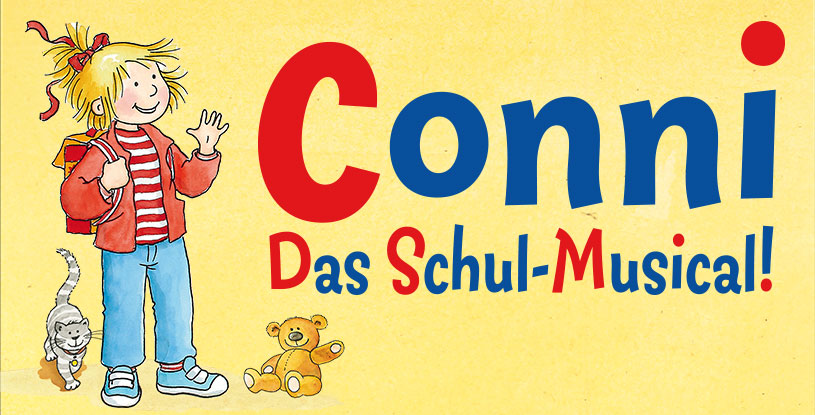 CONNI - Das Schul-Musical in Altötting!